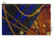 Mickey's Triptych - Cosmos I Carry-all Pouch