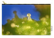 Microscopic View Of Cannabis Sativa Carry-all Pouch
