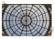Milan Galleria Vittorio Emanuele II Carry-all Pouch by Joana Kruse