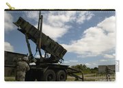 Mim-104 Patriot Missile Launcher Carry-all Pouch