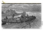 Mississippi: Flatboat Carry-all Pouch