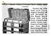 Montgomery Ward: Chest Carry-all Pouch