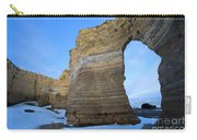 Monument Rocks Arch Carry-all Pouch