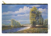 Moonlight On Clear Creek Carry-all Pouch
