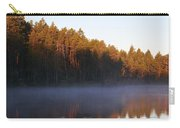 Morning Mist At Haukkajarvi Carry-all Pouch