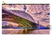 Moscow's Bridges Carry-all Pouch