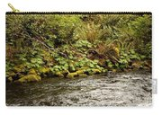 Mossy Riverbank Carry-all Pouch