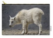 Mountain Goat Kid Carry-all Pouch