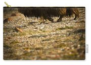 Muskox Ovibos Moschatusin The Northwest Carry-all Pouch