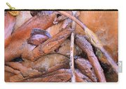 Natural Abstract 46 Carry-all Pouch