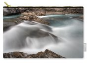 Natural Bridge Yoho National Park Carry-all Pouch
