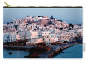 Naxos Island Greece Carry-all Pouch