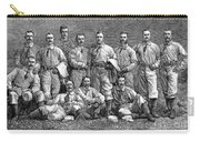 New York Baseball Team Carry-all Pouch