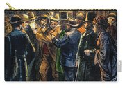 New York: Election, 1876 Carry-all Pouch by Granger