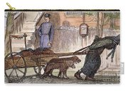 New York: Rag-picker, 1870 Carry-all Pouch