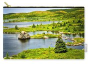 Newfoundland Landscape Carry-all Pouch by Elena Elisseeva
