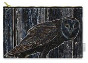 Night Owl - Digital Art Carry-all Pouch