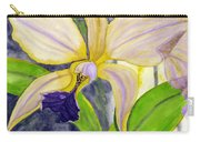 No Ordinary Orchid Carry-all Pouch