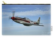 North American P-51 Cavalier Mustang Carry-all Pouch