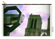 Notre Dame De Paris. France Carry-all Pouch