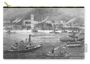 Nyc: The Battery, 1884 Carry-all Pouch