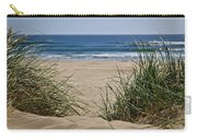 Ocean View With Sand Carry-all Pouch