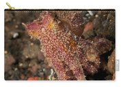 Ocellate Octopus With Two Blue Spots Carry-all Pouch