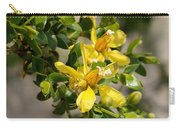 Ocotillo Wild Flower Carry-all Pouch