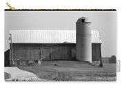 Old Barn And Silo Carry-all Pouch