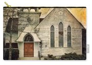Old Church Carry-all Pouch by Jill Battaglia