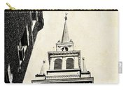 Old North Church In Boston Carry-all Pouch by Elena Elisseeva