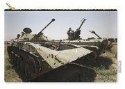 Old Russian Bmp-1 Infantry Fighting Carry-all Pouch