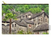 Old Rustic Village Carry-all Pouch