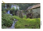 Old Watermill Carry-all Pouch by Joana Kruse