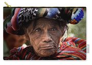 Old Woman Of Chichicastenango Carry-all Pouch