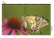 Oldworld Swallowtail Papilio Machaon Carry-all Pouch