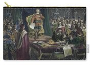 Oliver Cromwell Carry-all Pouch