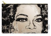 Oprah Winfrey In 2007 Carry-all Pouch