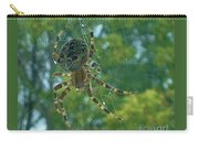 Orb Spider      Summer           Indiana Carry-all Pouch