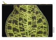 Orchid Leaf Carry-all Pouch