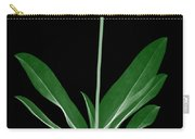 Orchid Plant X-ray Carry-all Pouch