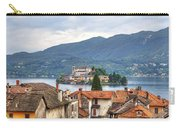Orta - Overlooking The Island Of San Giulio Carry-all Pouch