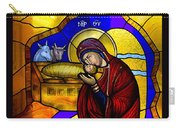 Orthodox Christmas Card Carry-all Pouch