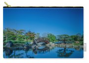 Osaka Garden Pond Carry-all Pouch