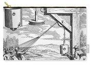 Otto Von Guericke, 1672 Carry-all Pouch
