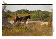 Outer Banks Horses Carry-all Pouch