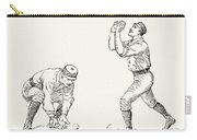 Outfielder, 1889 Carry-all Pouch by Granger
