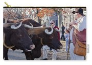 Oxen And Handler Carry-all Pouch