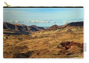 Painted Landscape Carry-all Pouch