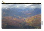 Panoramic View Of The North Klondike Carry-all Pouch
